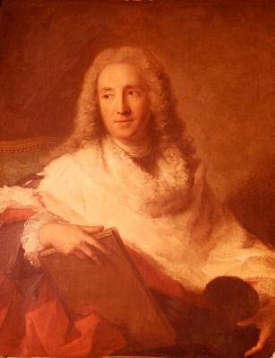 Portrait of Guillaume Joseph de l'Espine