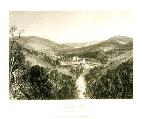 Buckfastleigh Abbey, Devon, c.1826