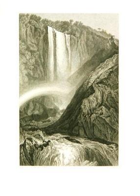 Cascade of Terni, c.1820