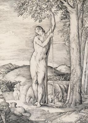 The Shepherd, 1828