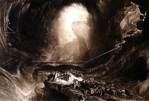 The Deluge, c.1828
