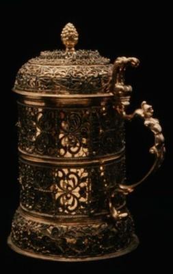Tankard, c.1600