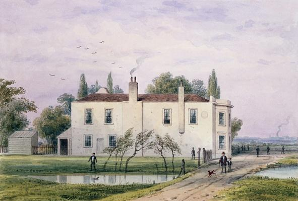 View of Copenhagen House, 1853