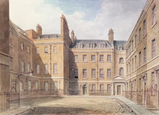 View of Downing Street, Westminster