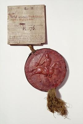 Seal of King Richard I