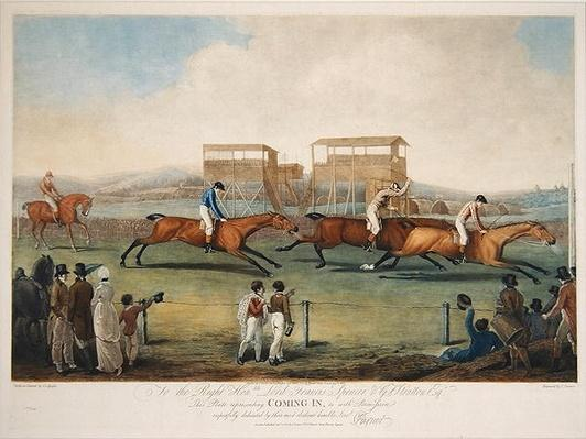 A Pair: Coming In, London, January 20th 1803