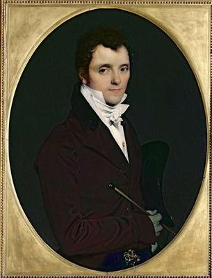Portrait of Edme Bochet