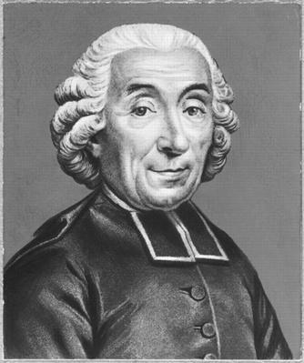 Portrait of Gabriel Bonnot de Mably