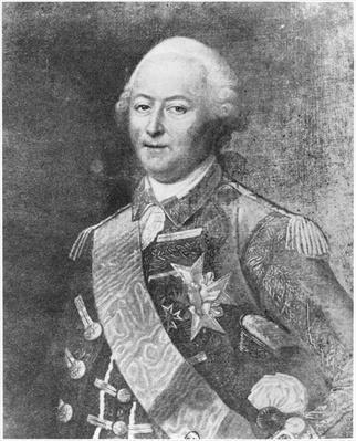 The Duke of Aiguillon