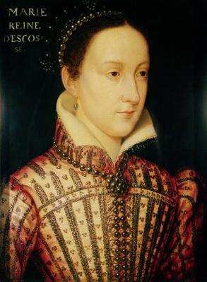 Miniature of Mary Queen of Scots, c.1560
