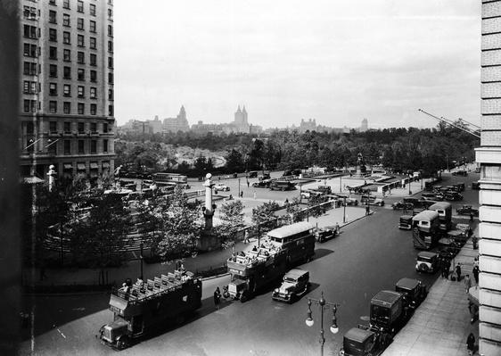 View Of Central Park | The Gilded Age (1870-1910) | U.S. History