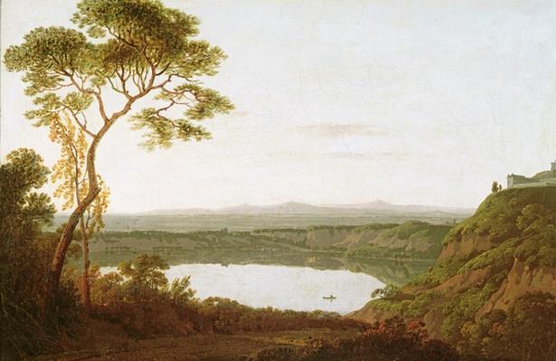Lake Albano, c.1790-92
