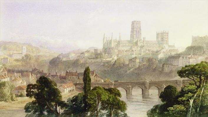 Durham Cathedral, 1846