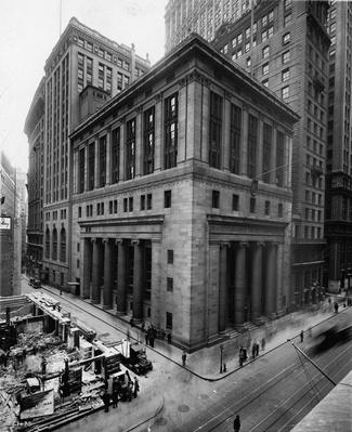 Guaranty Trust Company Building | The Gilded Age (1870-1910) | U.S. History