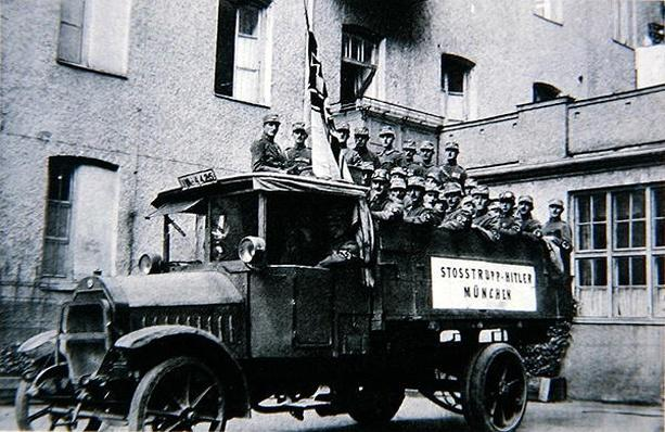 Munich Putsch, 1923
