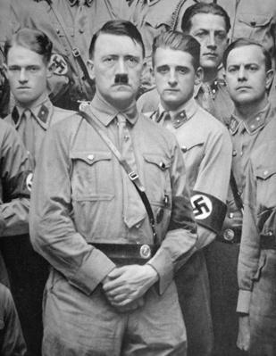 Hitler, 1934