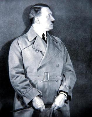 Portrait of Hitler, c.1934