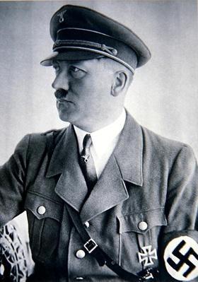 Portrait of Hitler, 1933