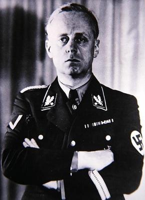 Portrait of Joachim von Ribbentrop