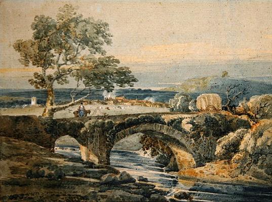 The Old Bridge in Devon
