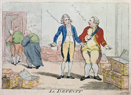 Le Deficit, 1788