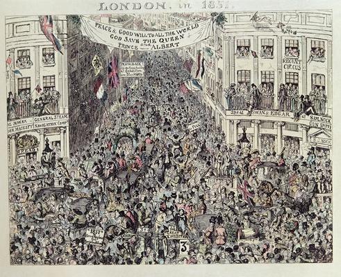 Mayhew's Great Exhibiton, London, 1851