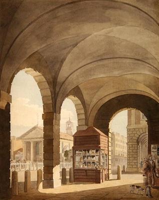 St. Paul's, Covent Garden c.1765-75