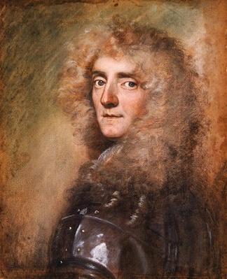 Portrait of Philip Woolrich