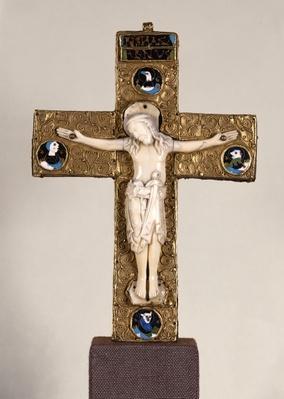 Saxon Crucifix, Anglo-Saxon, c.1000