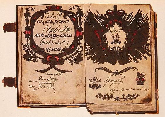 The Ancient Vellum Book