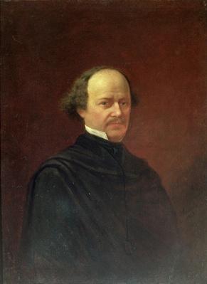 Portrait of Alexander Dargomyzhski, 1869