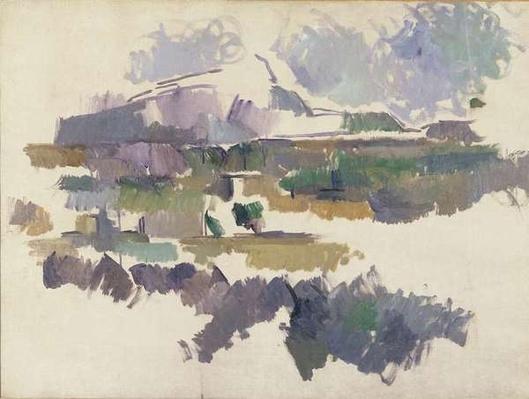 Montagne Sainte-Victoire, 1904-05