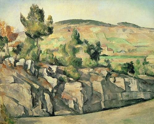 Hillside in Provence, c.1886-90