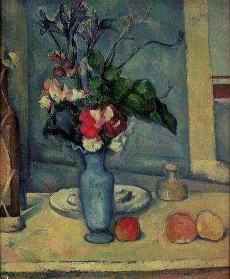 The Blue Vase, 1889-90