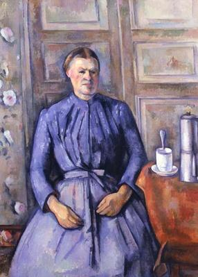 Woman with a Coffee Pot, c.1890-95