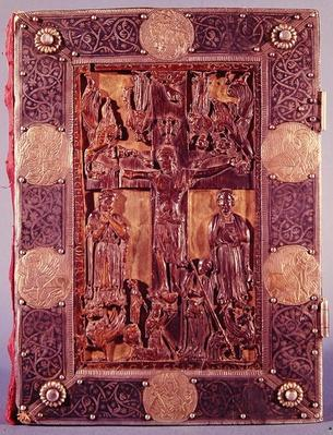 Cover of the Psalter of St. Elizabeth