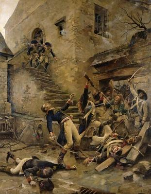 Death of General Beaupuy, 1888