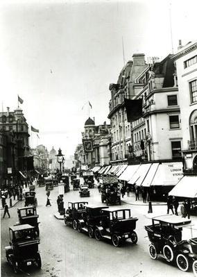 Regent Street, 1910s