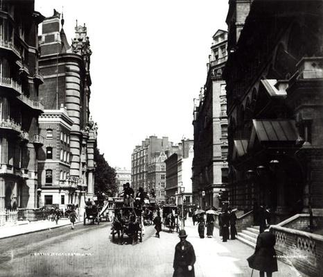 Victoria Street, London, c.1890