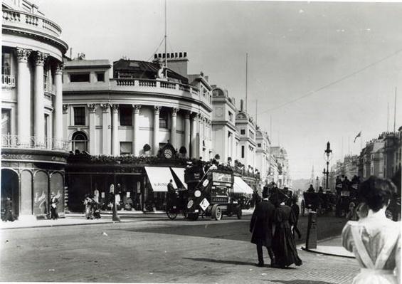 Regent Street, London, c.1900