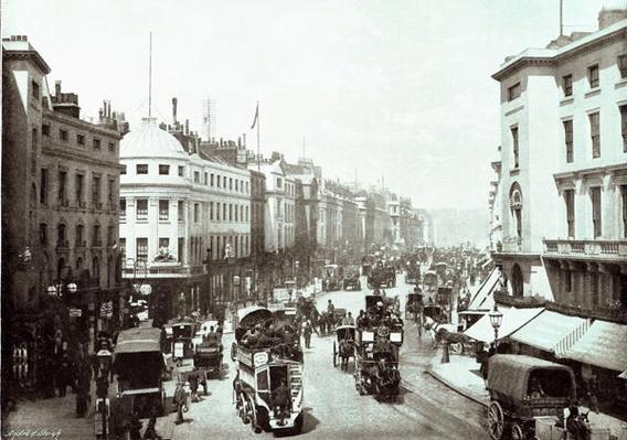 Regent Street, London c.1900