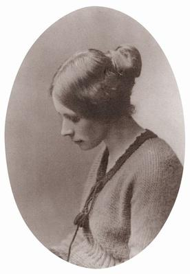 Flora Thompson, c.1921