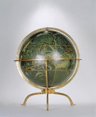 Celestial Globe, one of a pair known as the 'Brixen' globes, 1522