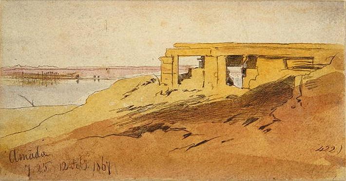 Amada, 7.25 am, 1 February 1867