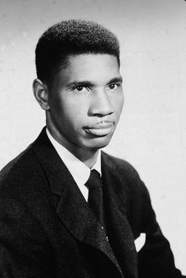 Portrait Of Civil Rights Activist Medgar Evers | Civility & Brutality | The 20th Century Since 1945: Civil Rights & the New Millennium