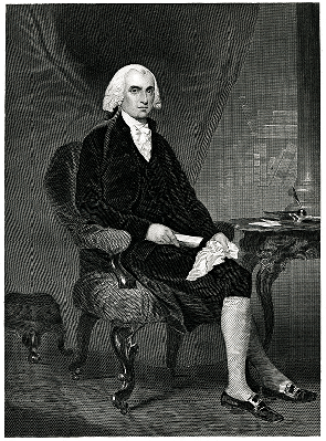 James Madison | Clipart