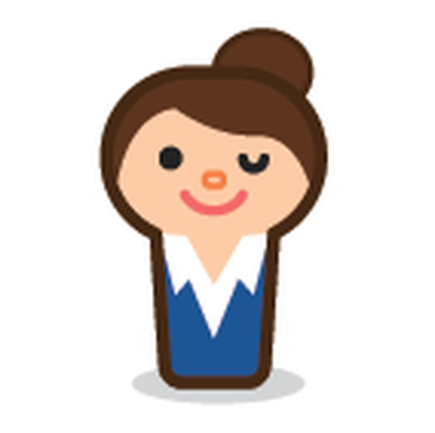 Businesswoman Emoticons | Clipart