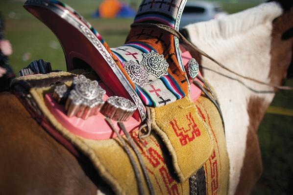 Hand-Made Mongolian Saddle | Global Oneness Project