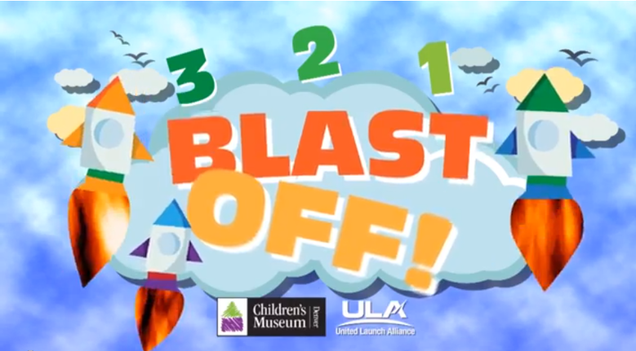 Children's Museum of Denver: 3-2-1 Blast Off!