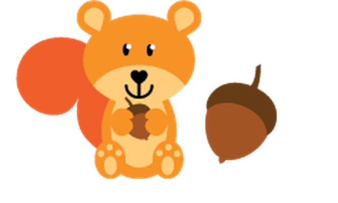 Cute Woodland and Forest Animals | Clipart